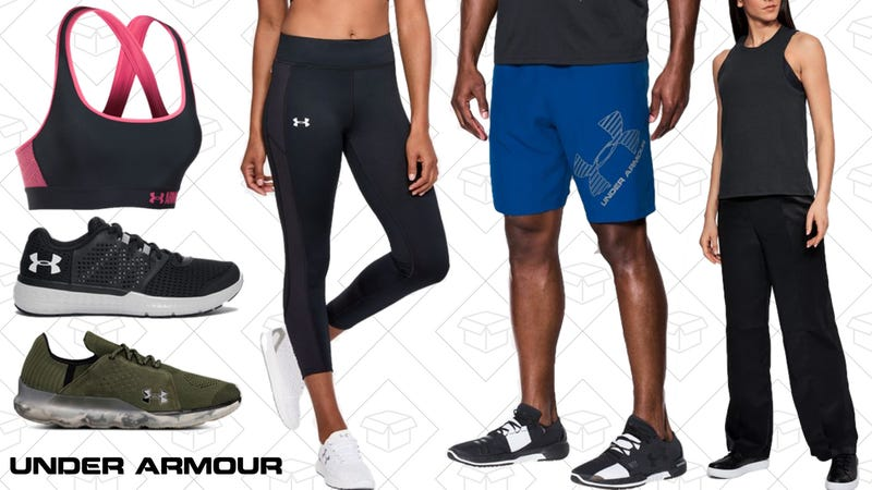 Up to 40% off select styles | Under Armour