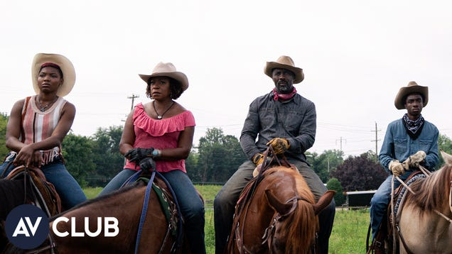 """We asked Cliff """"Method Man"""" Smith and Lorraine Toussaint what they'd name a horse"""