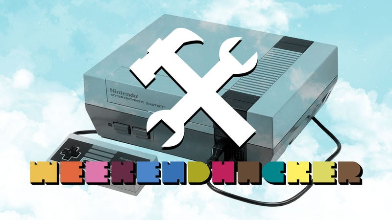 Repurpose Old Video Game Consoles and Controllers