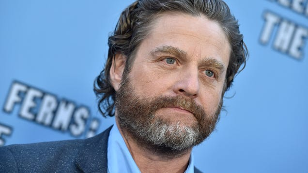 Zach Galifianakis details his two humiliating weeks as a Saturday Night Live writer