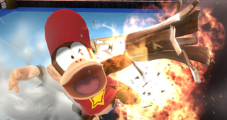 Illustration for article titled The Most Hated Character In Smash Bros. Just Got Nerfed