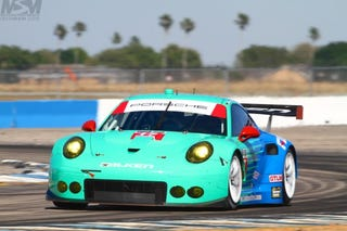 Illustration for article titled The 12 Hours Of Sebring Looks Almost As Good In Pictures