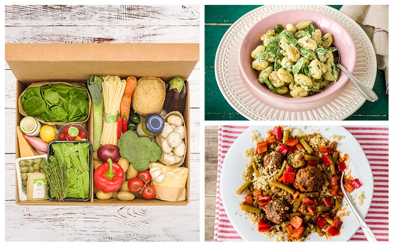 Illustration for article titled Cook Healthier Meals With HelloFresh: Ingredients & Recipes Delivered ($35 Off)