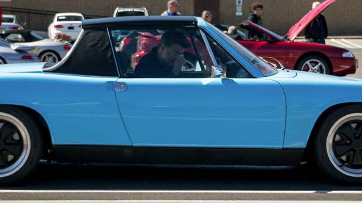 At $23,500, Is The Seller Of This Subaru-Powered 1972 Porsche 914