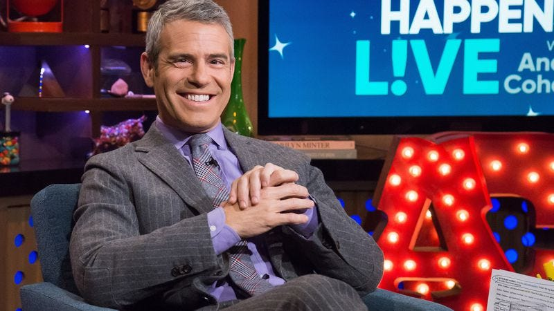 Andy Cohen (Photo: Bravo/Getty Images)