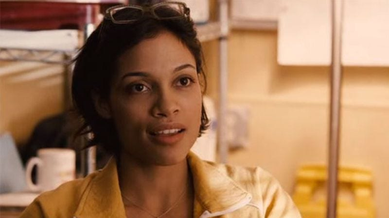 Illustration for article titled Rosario Dawson says she will return for Clerks III