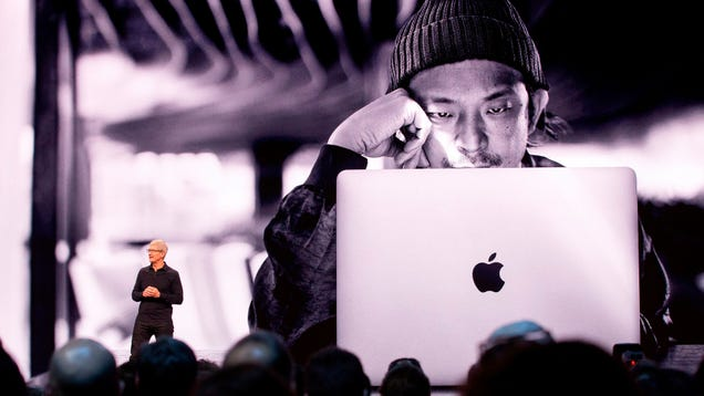 Apple s Homegrown Chips Could Be the End for AMD Graphics in Macs
