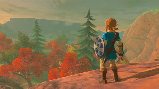 After Labo VR Update Breath Of The Wild Seems To Load Faster