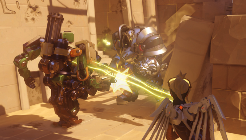 Illustration for article titled Overwatch Team Will Roll Back Bastion's Unpopular Buff