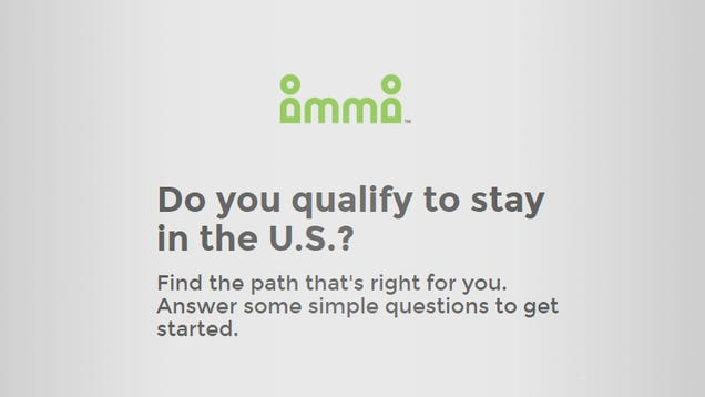 Immi helps immigrants determine their legal status find resources immi a free online program seeks to educate immigrants people on visas and green card holders on their legal status as well as explain options for fandeluxe Images