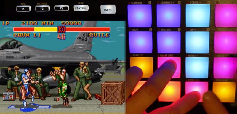 Illustration for article titled ¿Puedes jugar a un videojuego y tocar percusión al mismo tiempo? Él sí