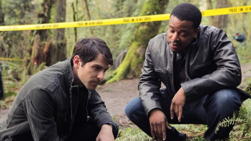 Illustration for article titled NBC picks up Grimm for a full season then immediately starts messing with its time slot