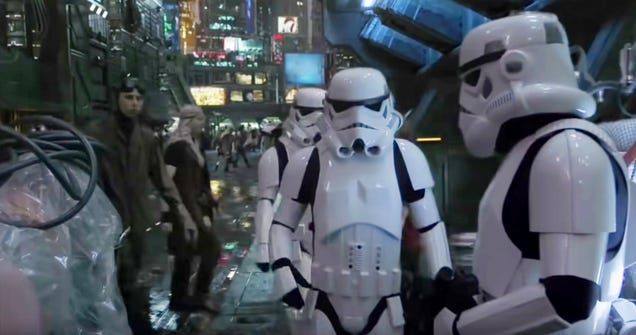 Here s the Real Deal With That Leaked Star Wars Footage