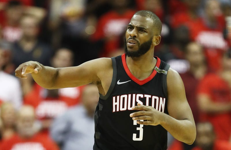 Illustration for article titled Chris Paul Is Out For Game 6, And Everything Is Grim Again