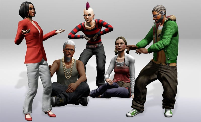 Illustration for article titled Microsoft Denies It's Using PlayStation Home To Virtually Hang Out