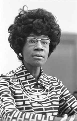 "Illustration for article titled Shirley Chisholm: ""I Am, Was, And Always Will Be A Catalyst For Change"""