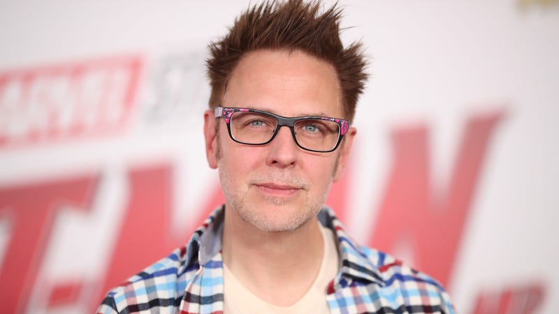 Illustration for article titled James Gunn opens up about his Disney firing