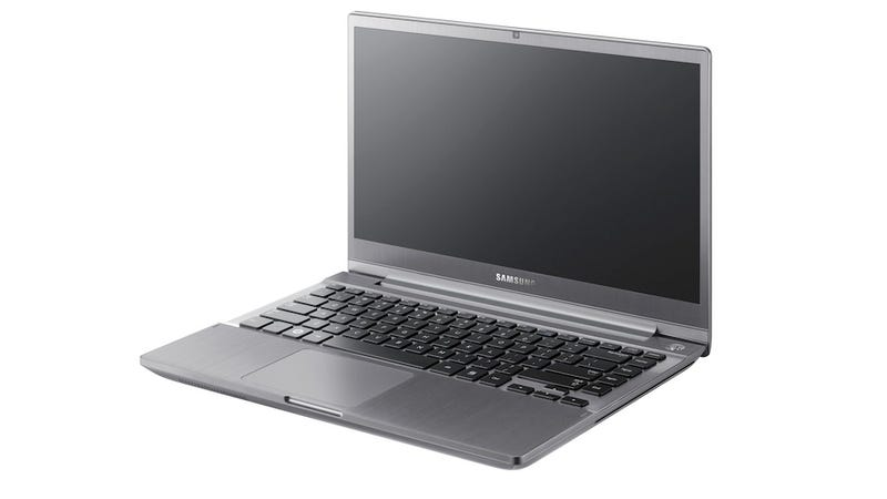 Illustration for article titled Samsung's New Notebooks Are Super Skinny MacBook Clones (and Look Damn Good)