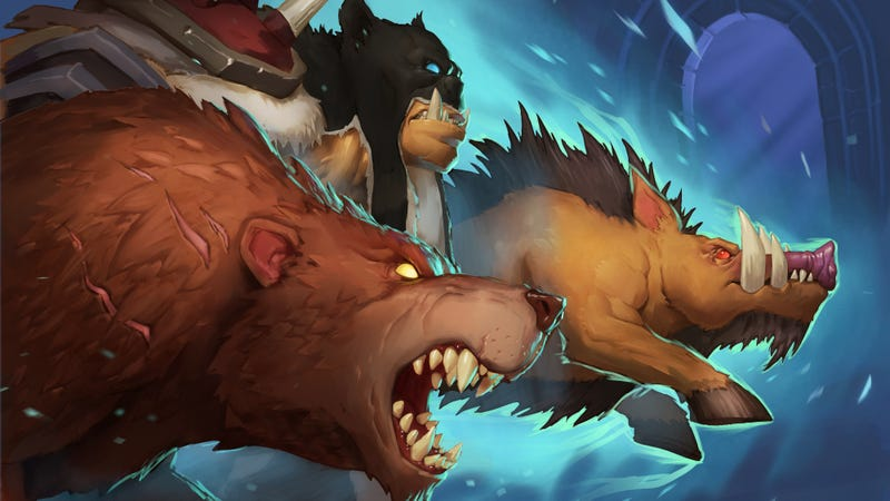 Illustration for article titled 5 New HearthstoneCards That We Totally Underestimated