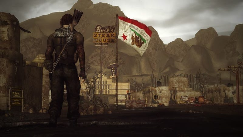 Illustration for article titled Ambitious New Vegas Modders Rush To Finish Before Fallout 4