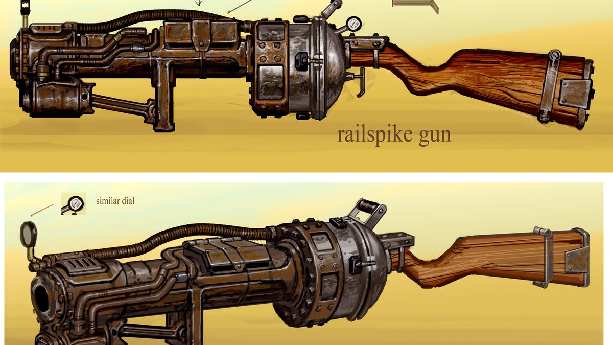 Fallout Week! - Favorite Weapons! on