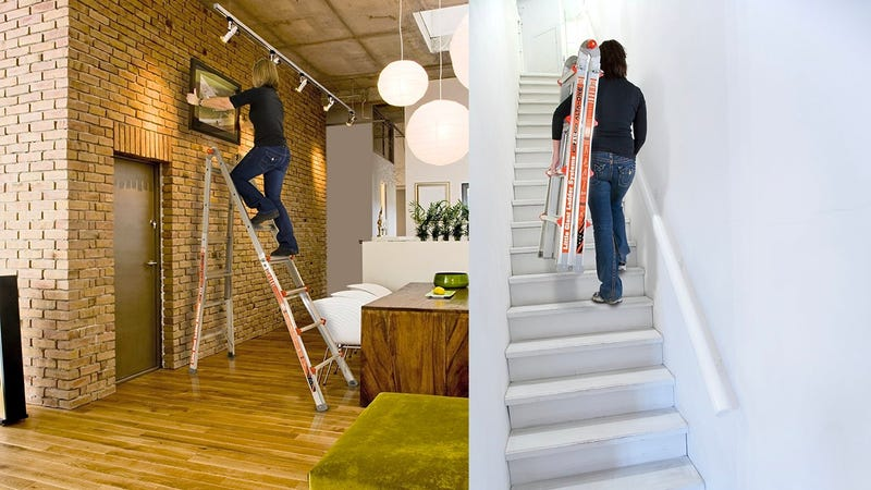 Little Giant M-17 Multipurpose Ladder | $145 | Woot