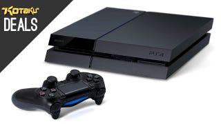 Illustration for article titled $30 Off A PS4, Huge GameStop Digital Sale, PSN Update, Wolfenstein