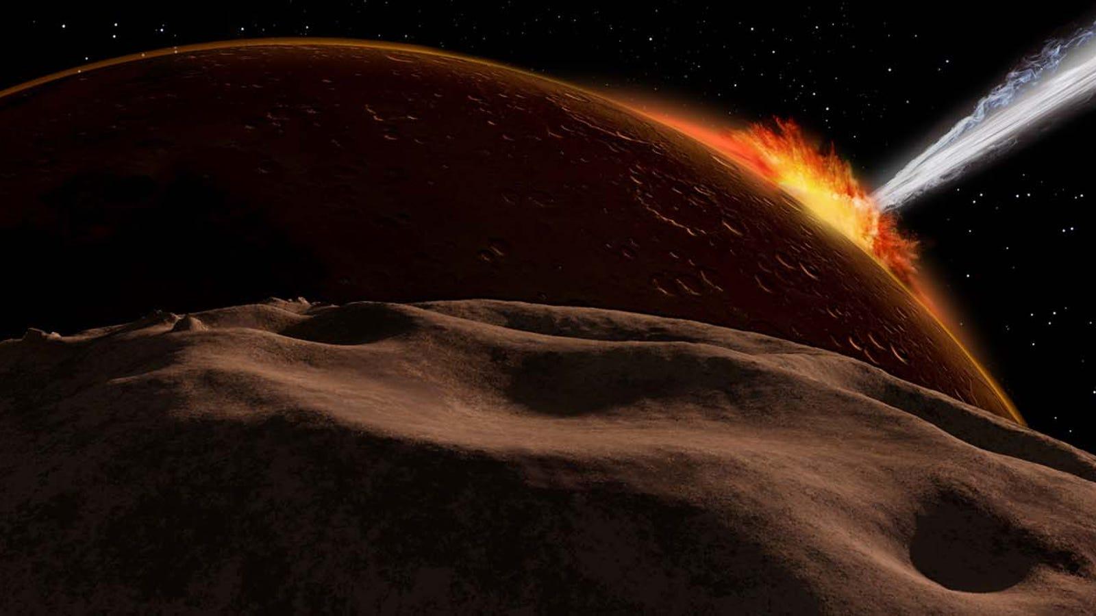 asteroid vs comet - photo #17