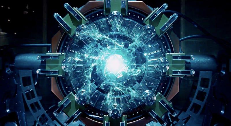Científicos crean el primer cañón portátil de antimateria