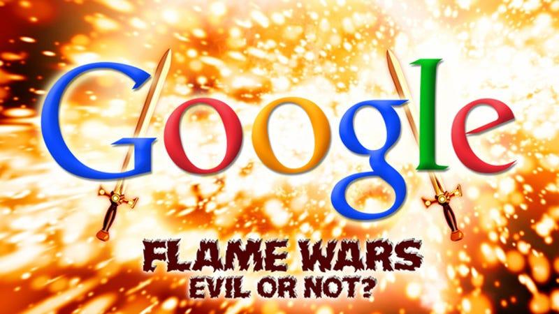 Illustration for article titled Google, Evil or Not: Your Best Arguments