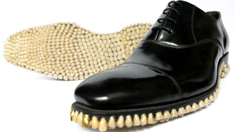 Illustration for article titled These Carpet Munching Shoes Are Perfect for Halloween