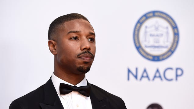Report: Michael B. Jordan Signs Onto the Black Panther Movie