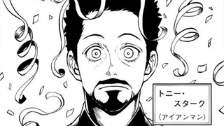 Illustration for article titled A New AvengersManga Sees Zombies Attack... Tony Stark's Birthday Party?