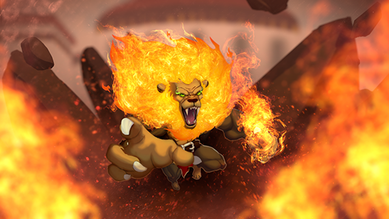 Illustration for article titled Steam Fighting Game Takes Risks That SuperSmash Bros Won't