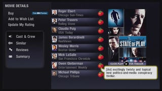 Illustration for article titled Vudu Streaming Goes Live on LG BD390, With Added (Rotten) Tomatoes
