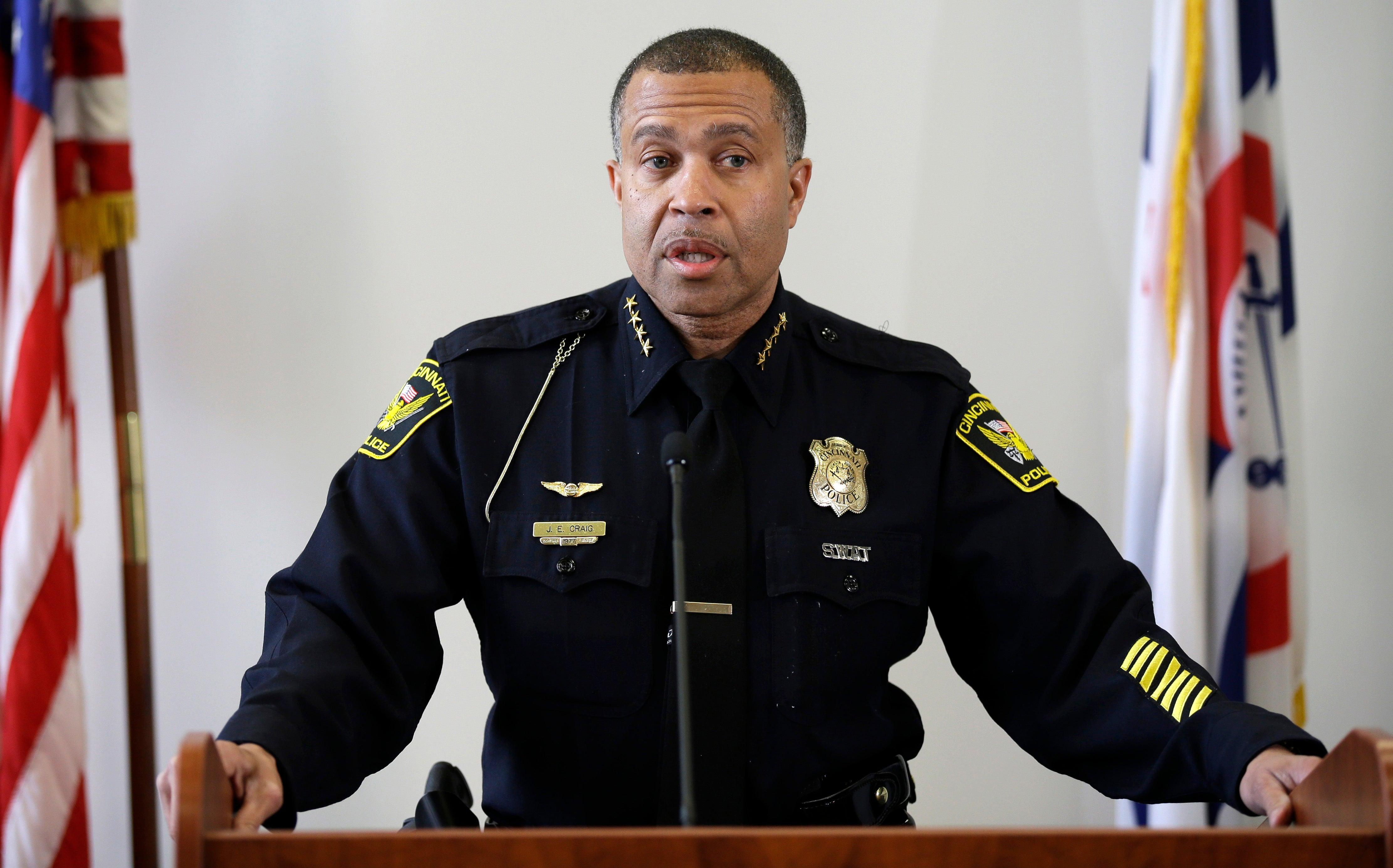 Someone Tried To Carjack Detroit S Badass New Police Chief