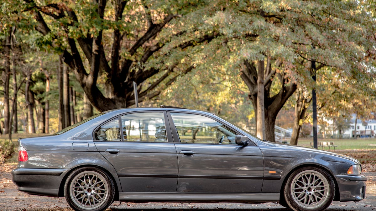 Four Reasons Why You Need To Buy A BMW E39 540i Right Now