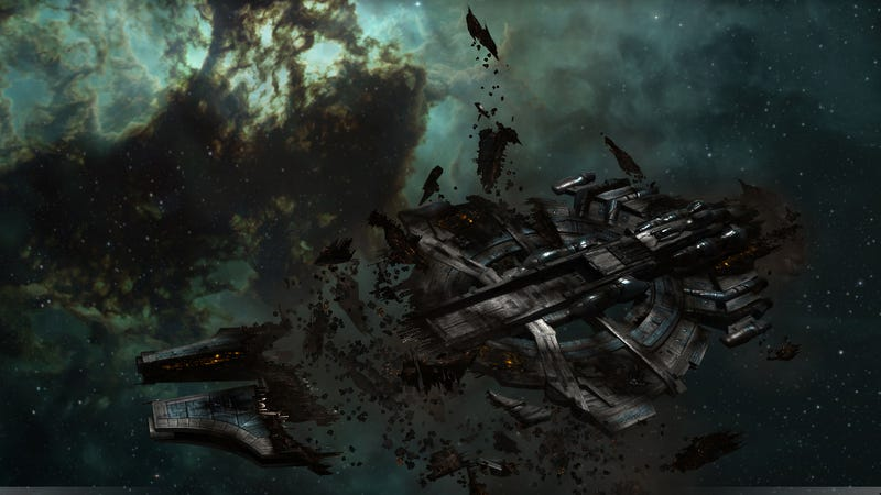 Illustration for article titled How EVEPlayers Trashed$17,000 Worth of Ships In Just Three Easy Steps