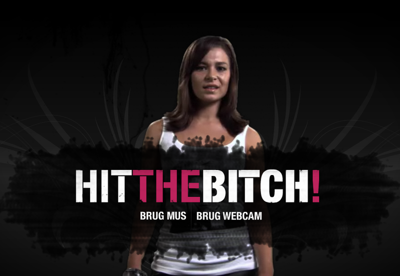 "Illustration for article titled ""Hit the Bitch"": The Worst Anti-Violence Campaign Ever"
