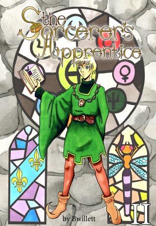 Illustration for article titled Tayblip: Sorcerer's Apprentice v.2 now available
