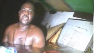 Harrison Odjegba Okene being rescuedYouTube