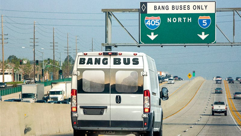 Illustration for article titled Nevada Transportation Authority Unveils Dedicated Bang Bus Lanes For Horny Commuters