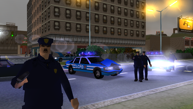 This Mod Recreates The Pre-Release Version Of GTA 3