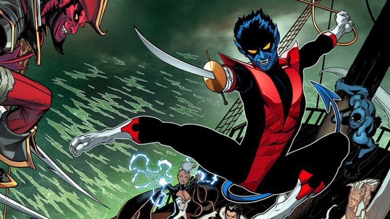 Illustration for article titled X-Men: Apocalypse casts its Nightcrawler
