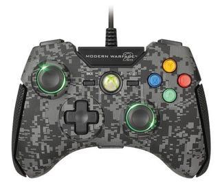 Mad Catz's Modern Warfare 2 Controllers Look Downright Badass