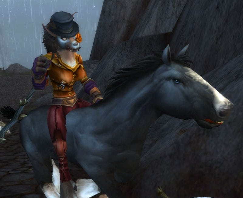 Illustration for article titled World Of Warcraft: Cataclysm MMO Log Part One: The Dog And Pony Show