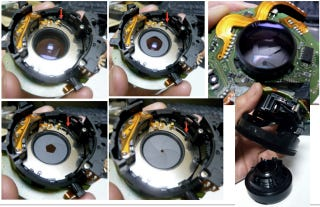 Illustration for article titled Guide: Carefully Disassemble and Fix that Broken Canon 50mm Lens