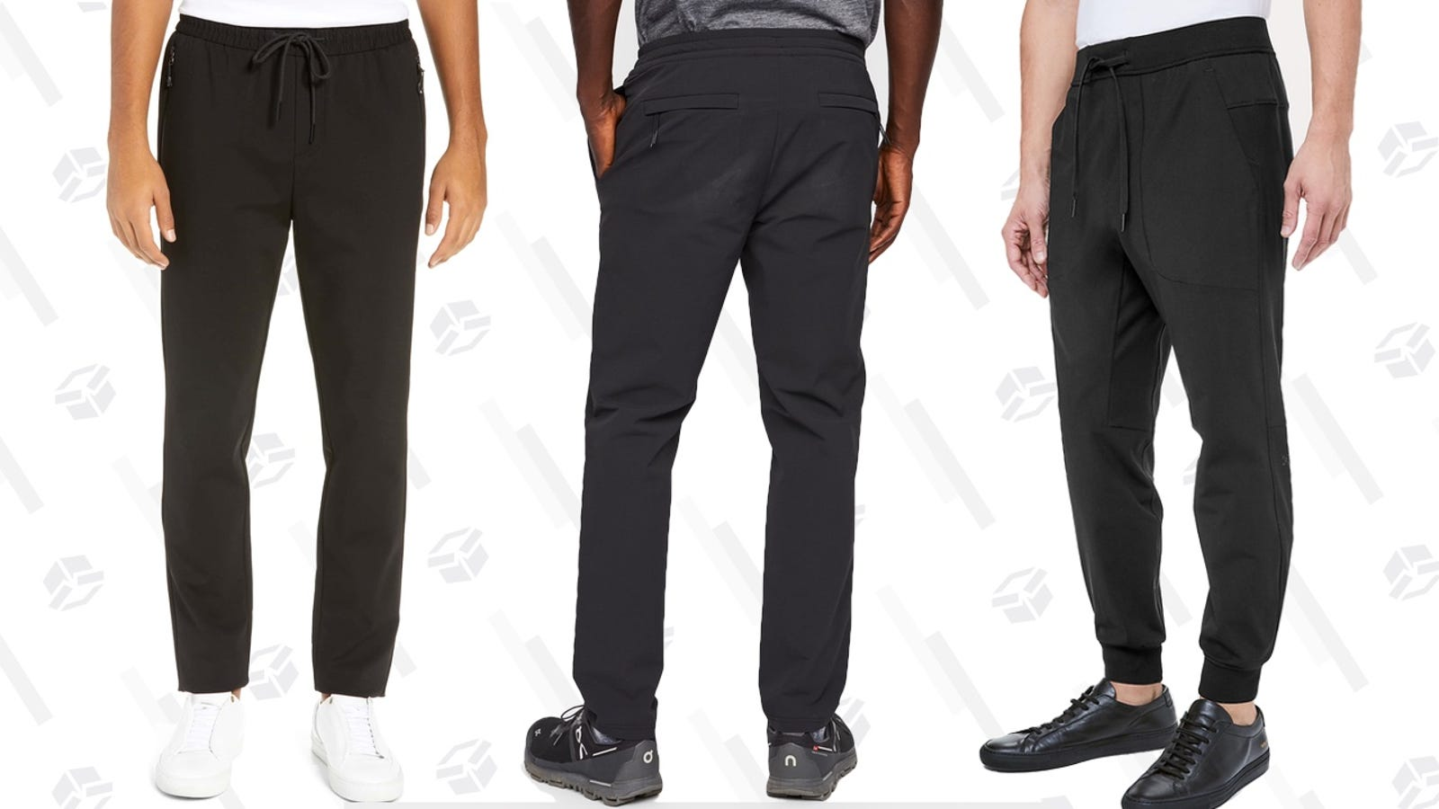 "2347dee67afa0 Meet ""Fourth Pants"": The Best Travel / Workout / Whatever Pants You Never  Knew You Needed"
