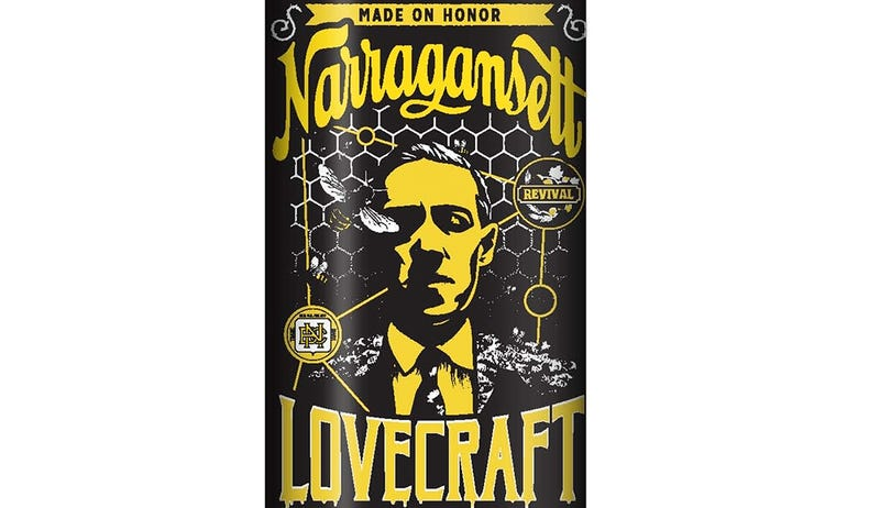 Illustration for article titled Lovecraft Beer Coming to Your Next Kegger AtMiskatonic University
