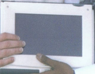 Illustration for article titled Photographic Proof of the Apple Tablet...From 20 Years Ago